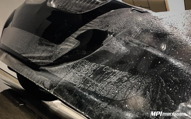 Film de protection de carrosserie BMW serie 3