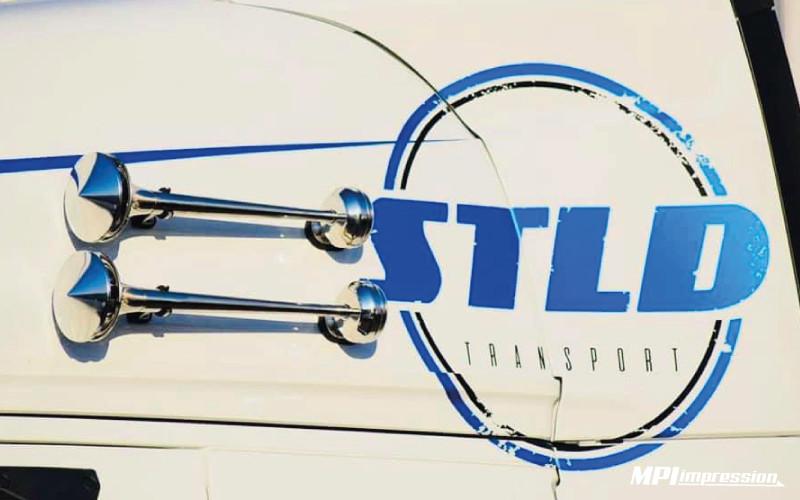 Habillage Iveco STLD Logo
