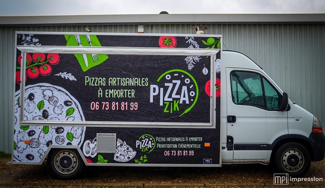 PizzaZik - foodtruck global