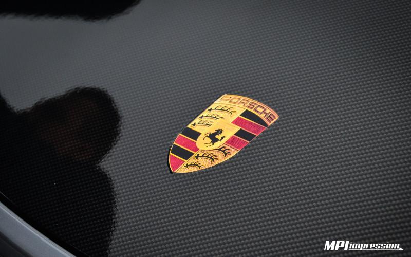 Porsche GT3 RS insigne