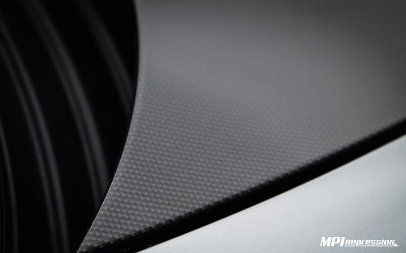 Porsche GT3 RS éléments carbone