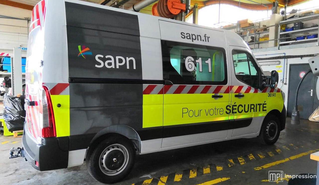 SAPN - van n°611